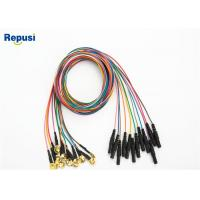 REPUSI Reusable EEG Cup Electrode Gold plated with 12 clors