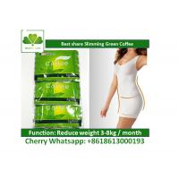 Antioxidant Instant Slimming Coffee Green Coffee Bean Extract For Weight Loss