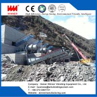 Buy cheap Energy saving sand and stone production line from wholesalers