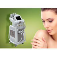Buy cheap Skin Care Multifunction Beauty Machine Vertical E Light Ipl Machine With 4 Handles from wholesalers