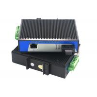 Buy cheap Professional 1- Port Fiber Industrial POE Switch 48V1.25A Power Supply from wholesalers