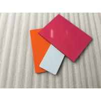 Buy cheap Anti - Static PVDF Aluminum Composite Panel Products , Aluminium Coated Panels product