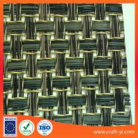 Buy cheap Textilene sling fabric in high Strength suit all weather in weave mesh fabric PVC from wholesalers