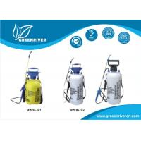 Buy cheap 6L high pressure Electric Knapsack Weed Sprayer with minimum efforts from wholesalers