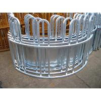 Buy cheap Rail Cattle Yard/Horse Pen Panels Low Price Hot-dipped Galvanized 1.8m x 2.1m hot dipped galvanized corral yard panels from wholesalers