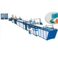 Buy cheap PVC free foaming board, skinning foaming board extrusion line product