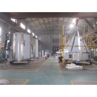Push Off Button Control High Speed Spray Dryer Machine For Skim Milk Powder Processing Plant