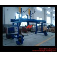 Buy cheap Gantry Type I / H Beam Welding Machine , Auto Welder Industrial Machinery for H Beam Line from wholesalers
