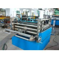 Buy cheap Steel Cable Tray / Strut Channel Support Roll Forming Machine 8-15m/min from wholesalers
