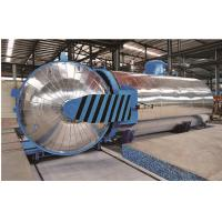 Buy cheap Food Pneumatic Vulcanizing Industrial Autoclaves Φ1.8m Of Large-Scale Steam Equipment product