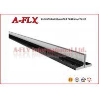 Buy cheap Q235 original cold Machined Elevator Guide Rail T114/B of B class types from wholesalers