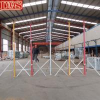 Buy cheap Heavy Duty Formwork Shoring Steel Post Shores product
