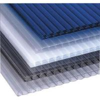 Buy cheap Waterproof Eco Friendly greenhouse twin wall polycarbonate sheet 4mm 8mm 10mm product