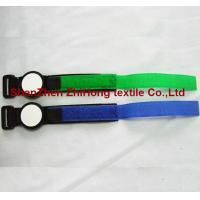 Buy cheap High quality colorful one-piece sew on nylon fabric watch band straps product