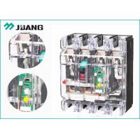 Buy cheap 40A 50A 63A Molded Electricity Circuit Breaker MCCB Short Circuit Release from wholesalers