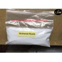 Buy cheap 99% Purity SARMs Raw Powder Nootropics Drug Nicotinamide Ribose CAS 1341-23-7 from wholesalers