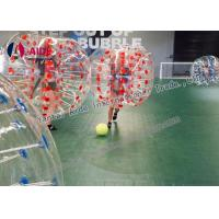 Buy cheap Inflatable Bubble Soccer Ball Inflatable Sports Games Human Hamster Ball Inflatable  Soccer Ball from wholesalers