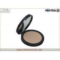 Buy cheap Waterproof Pressed Makeup Face Powder Matte Color Plastic Box Packing from wholesalers