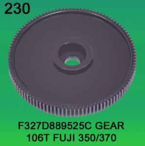 Buy cheap 327D889525C GEAR TEETH-106 FOR FUJI FRONTIER 350,370 minilab product