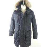 Buy cheap Mens Fur Hooded Down Coat product
