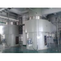 Buy cheap SUS304 Spin flash drying machine for drying ferric oxide , capacity 1~10ton per hour ,heating source gas furnace product