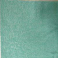 Buy cheap 100% Polyester Stretch Jersey Fabric 145gsm Light Green For Casual Shirts from wholesalers