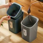 Buy cheap Tea Leaves Bucket Rubbish Plastic Dustbin For Kitchen Waste from wholesalers
