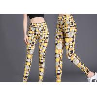 Buy cheap Lycra Womens Workout Tights Exercise Leggings High Waist For Adults product