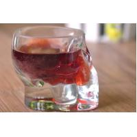 Buy cheap Stemless Lead Free Cut Glass Shot Glasses 65ml Glassware For Bar Party from wholesalers