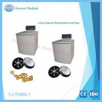 Buy cheap High Quality Low Speed Large Capacity Refrigerated Centrifuge from wholesalers