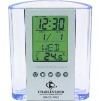 Buy cheap Clock and LCD Digital Room hygrometer thermometer from wholesalers