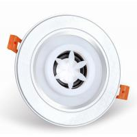 Buy cheap Music Playing Bluetooth Recessed Light Speakers  , Ceiling Led Downlight With Bluetooth Speaker from wholesalers