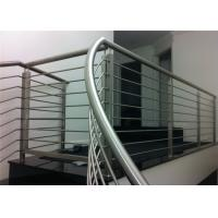 Buy cheap Solid Rod Bar Stainless Steel Railing Hollow Tube Avilable Simple Installation from wholesalers