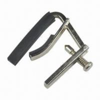Buy cheap Alice capo, made of nickel and rubber from wholesalers