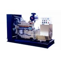 China 280KVA 110V Natural Gas Generator Set , 3 Phase CNG Generator Set CE Certified on sale
