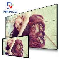 55 Inch Digital Signage Video Wall , Lg Large Format Display WLED Backlight