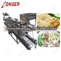 Buy cheap Autoamtic Commercial Rice Noodle Making Machine Ho Fun Maker Machine Supplier from wholesalers