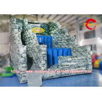 Buy cheap Durable Inflatable Water Slide , Waterproof PVC Inflatable Slide Bouncer from wholesalers