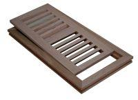 Buy cheap Round over Wooden Floor register 6x12 from wholesalers