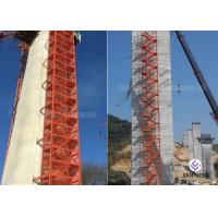 Buy cheap Safe Construction Stair Tower Any Color For Highways Railways Bridges from wholesalers