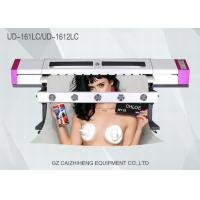 Buy cheap Wide Format Eco Solvent Vinyl Printing Machine Flatbed Galaxy UD161LC from wholesalers