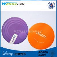 Buy cheap Soft PVC Personalized Pub / Bar Coasters For Gift Colorful Silk Screen Printing from wholesalers