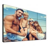 Buy cheap Factory Supply Complete LCD Video Wall 46 Inch 49Inch 55 Inch 1.7mm 3.5mm Support Technology Matrix Splitter Controller from wholesalers