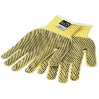 Buy cheap Yellow Black Kevlar Felt Cut Resistant Gloves 8mm 10mm Thickness from wholesalers