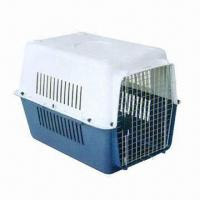 Buy cheap Pet Carrier, Made of Plastic, Available in Various Manifold Sizes from wholesalers