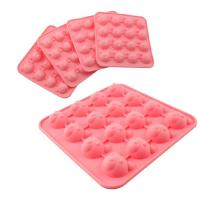 Buy cheap High temperature resistance food grade Silicone Cake Moulds for chocolate product