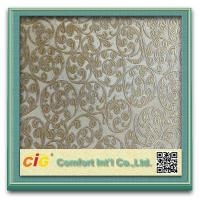 Buy cheap Customized Decorative Arabic Modern Curtain Fabric For Window / Furniture product