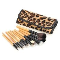 Buy cheap Authentic Professional Bamboo Eyeshadow Brush Set Private Label from wholesalers