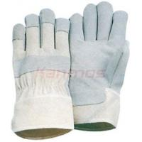 Buy cheap Insulated Heavy duty 10.5 inch durable natural Pig Leather Gloves / Glove 21004 from wholesalers