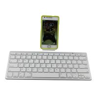 Buy cheap Aluminum cover and ABS keys Tablet Bluetooth Keyboard for smartphone / mobile phone product